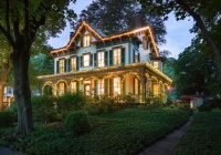 Chestnut Hill on the Delaware Romantic Bed and Breakfasts in New Jersey