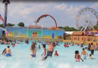 Clementon Park and Splash World seasonal water parks in Southern NJ