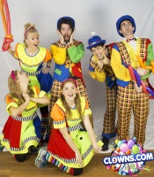 Clowns.com New York Magician Entertainers