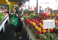 Columbus Farmers Market best places to visit in Southern NJ