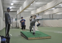 CricMax Sports Facility Indoor Batting Cages in Central New Jersey