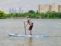 Crosswater SUP Southern NJ Stand Up Paddle Board Rentals
