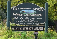 Delaware River Family Campground Family Friendly White Water Rafting in NJ