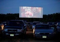 Delsea Drive-In Theatre unique outdoor adventures in nj