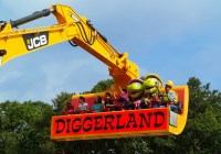 Diggerland USA the best Southern NJ attractions