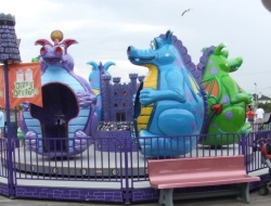 Dizzy Dragons Fun Kids Rides in Seaside Heights NJ