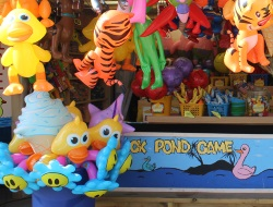 Duck Pond Game Fun Boardwalk Games Keansburg NJ