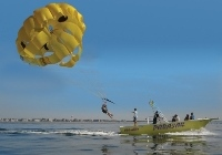 East Coast Parasail Womens Day Trips in Southern New Jersey