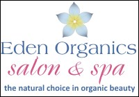 Eden Organics Salon & Spa organic spa services in central nj