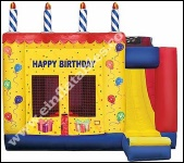 EZ Fun Bouncers Inflatable Slide Rentals in Central New Jersey