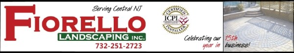 Fiorello Landscaping LLC landscape services in Middlesex County NJ