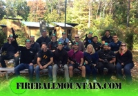 Fireball Mountain unique corporate team building activities in Central NJ