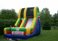 Fired Up Events inflatable rentals in NJ
