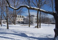 Fox and Hound Inn winter getaways just outside of NJ