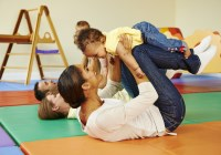Gymboree Play & Music NJ mommy and me classes