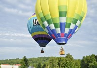 Have Balloon Will Travel weekend adventure getaways nj