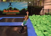 High Elevations Trampoline Park unique southern nj play places