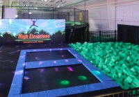 High Elevations Trampoline Park top indoor attractions for kids in Southern NJ