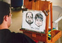Horizon Entertainment & Attractions, Inc. caricature entertainers in Northern NJ