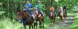 Horseback Riding in NJ