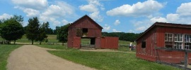 Day Trips to the Howell Living History Farm in NJ