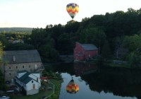 In Flight Balloon Adventures best NJ outdoor activities