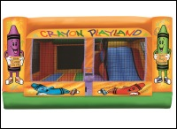 Inflatable Adventures Dunk Tank Rentals