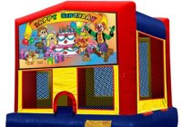 Jolly Jumpers Al Inclusive Inflatable Bounce House Rentals Southern NJ