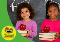 Jump! Immersion School Spanish Classes for Kids in Central NJ