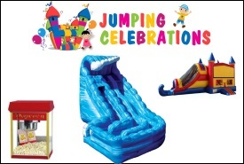Jumpin Celebrations Inflatable Rentals in NJ