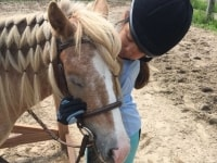 Kafka Equestrian Center horseback riding camp in NJ