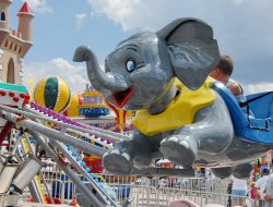 Rides for Kids on the Boardwalk in Point Pleasant NJ