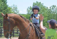 Kierson Farm Horseback Riding Camps in Hunterdon County NJ