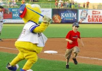 Lakewood BlueClaws Birthdays sports themed birthday parties NJ
