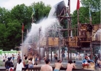 Land of Make Believe Water Park in Hope NJ