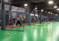 Lefty's Sports Academy is an NJ attraction for kids who like playing sports