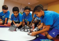 Liberty Science Center computer camps in Northern NJ