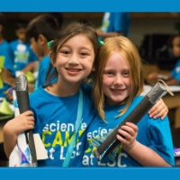 Liberty Science Center kids day camps NJ