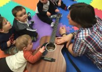 Tots Rock Little Rockers mommy and me classes central NJ