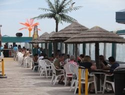 Martells Tiki Bar Best Point Pleasant NJ Boardwalk Bars