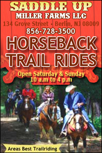 Miller Farms LLC horseback trail riding companies in Southern NJ