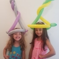 Minute 2 Win it Parties Balloon Twisters for Parties in New Jersey
