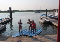 Miss Chris Kayak stand up paddleboard rentals in Southern NJ