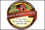 Oasis Family Farm outdoor birthday party places central nj