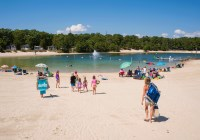 Ocean View Resort best campgrounds in Southern NJ