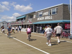Oves Restaurant Best Boardwalk Restaurants in Ocean City NJ