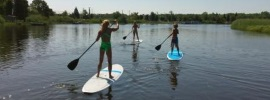 Paddle Boarding in NJ