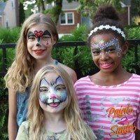 Paint 2 Smile face painters serving Central NJ