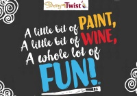 Painting with a Twist Glen Rock Private Art Parties in Northern New Jersey
