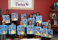 Painting with a Twist creative southern NJ kids activities